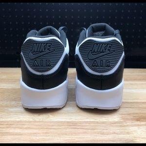 pretty nice e2cc4 6a3e3 Nike Shoes - NIKE AIR MAX 90 ID WHITE- OREO-BLACK Sz 12.5